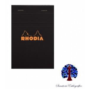 Rhodia Pad Nº12 Black