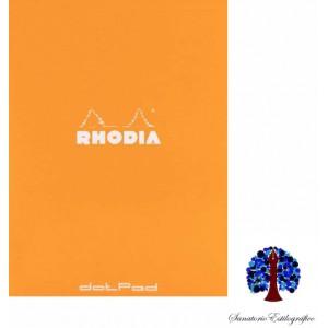 Rhodia Pad Nº18 Orange Dot