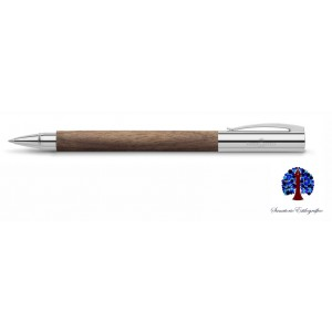 Faber Castell Ambition Walnut Wood RB.