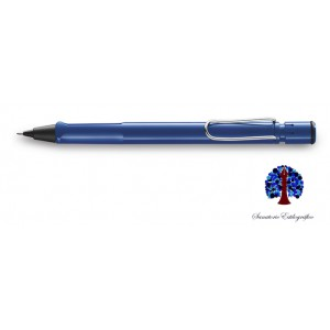 LAMY Safari Blue MP.