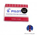 Pilot Cartridges Capless